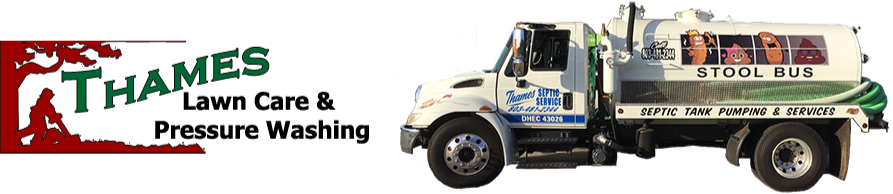 Thames Lawn Care, Pressure Washing & Septic Service